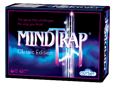 MINDTRAP CLASSIC, Card Game