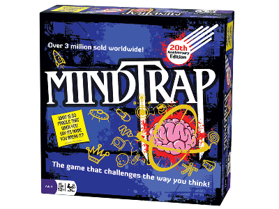 MINDTRAP 20TH ANNIVERSARY EDTN