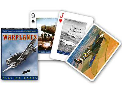 WARPLANES POKER
