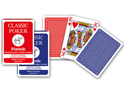 CLASSIC POKER SINGLE DECK