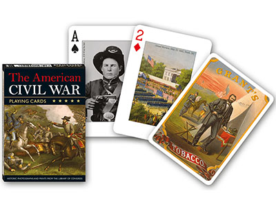 AMERICAN CIVIL WAR POKER
