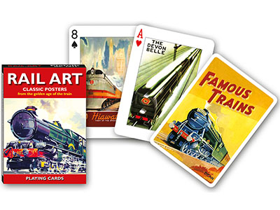 RAIL ART POKER