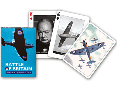 BATTLE OF BRITAIN POKER