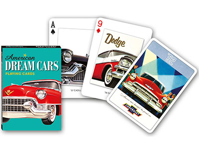 AMERICAN DREAM CARS POKER
