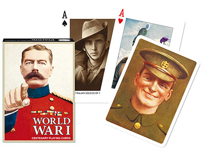 WORLD WAR I POKER