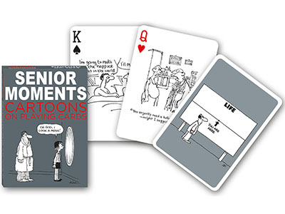 SENIOR MOMENTS CARTOONS