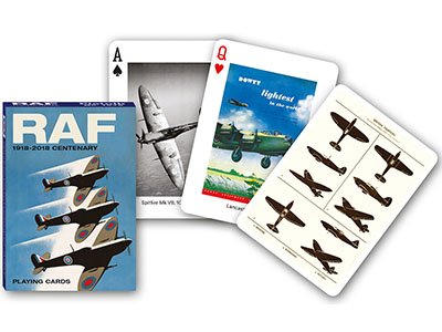 ROYAL AIR FORCE POKER