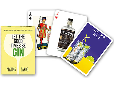 LET THE GOODTIMES BE GIN POKER