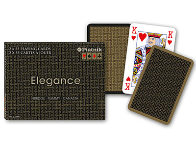 ELEGANCE BRIDGE DBL DECK