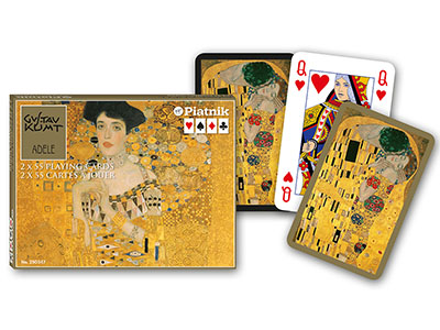 KLIMT ADELE BRIDGE DBL DECK