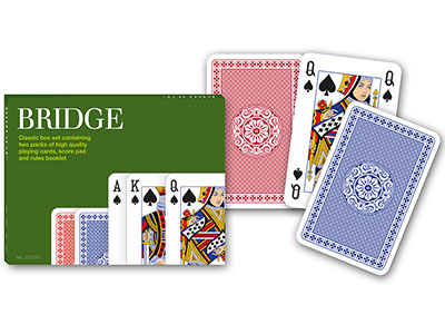 BRIDGE SET - CLASSIC BOX