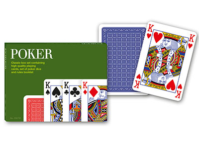 POKER SET - CLASSIC BOX