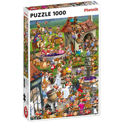RUYER, STORY OF WINE 1000pc