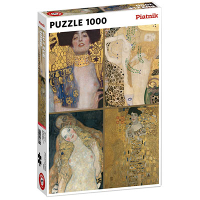 KLIMT, COLLECTION 1000pc