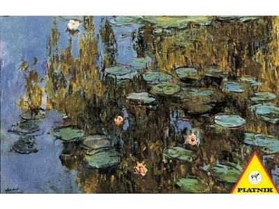 MONET, WATER LILIES 1000pc
