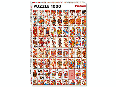 PLAYING CARDS 1000pc