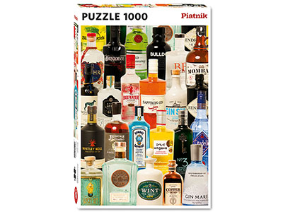 A TASTE OF GIN 1000pc
