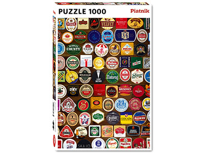 BEER BOTTLE LABELS 1000pc