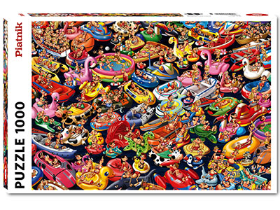 RUYER, SWIMMING 1000pc