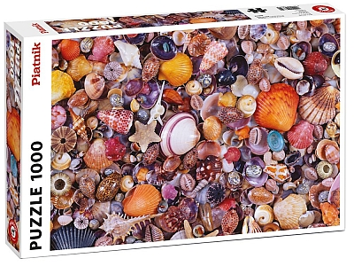 SEA-SHELLS 1000pc