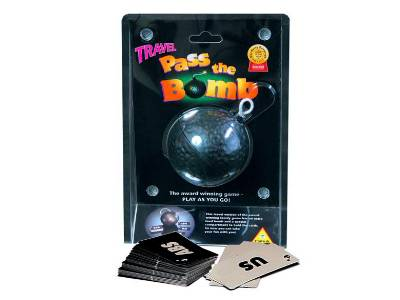 PASS THE BOMB TRAVEL EDITION