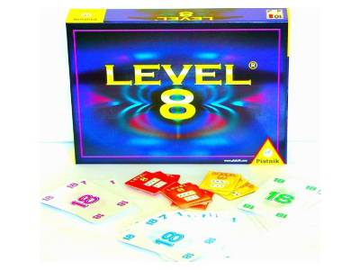 LEVEL 8 CARD GAME
