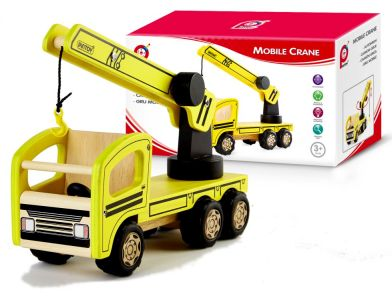 CONSTRUCTION MOBILE CRANE