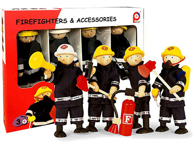 FIRE FIGHTERS & ACCESSORIES