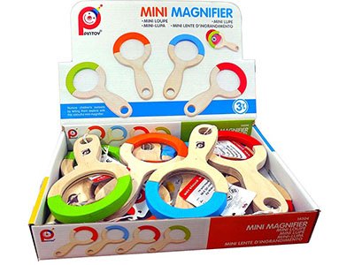 MINI MAGNIFIER (Display of 12)