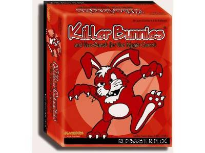 KILLER BUNNIES RED BOOSTER EXP
