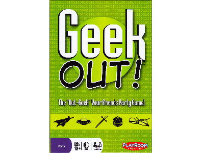 GEEK OUT! ORIGINAL BOARD GAME
