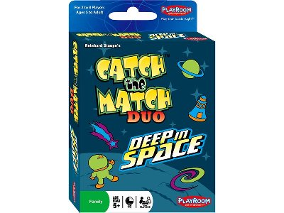 CATCH THE MATCH DEEP IN SPACE