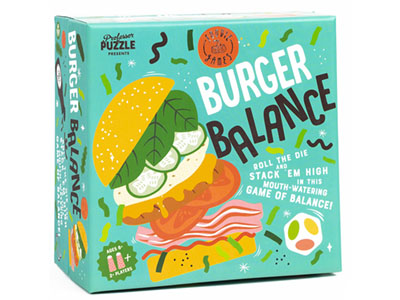 BURGER BALANCE Stack 'Em High
