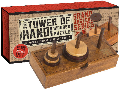 GRAND MASTERS TOWER OF HANOI