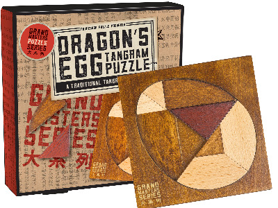 GRAND MASTERS DRAGON'S EGG