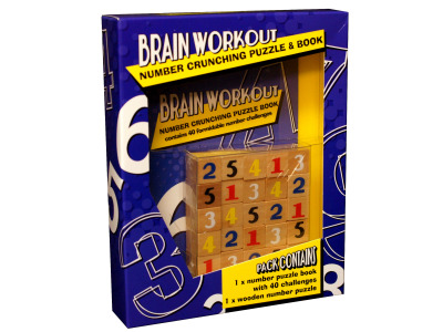 BRAIN WORKOUT NUMBER CRUNCHING