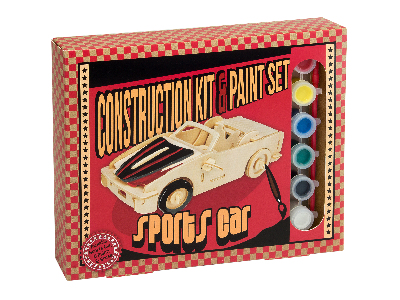 CONSTRUCTION & PAINT SPORTSCAR