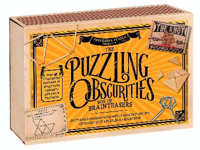 PUZZLING OBSCURITIES Gift Box