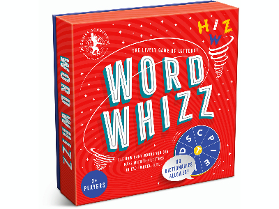 WORD WHIZZ Lively Letters Game