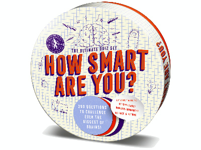 HOW SMART ARE YOU? Quiz Set