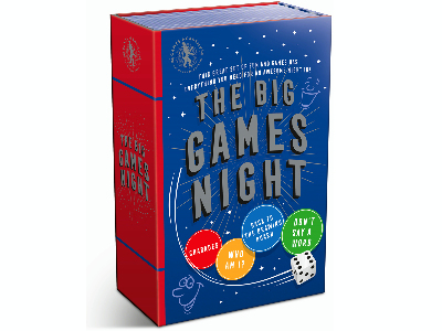 THE BIG GAMES NIGHT (4-in-1)