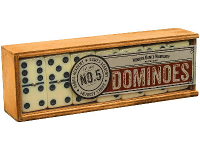 GAMES ACADEMY DOMINOES