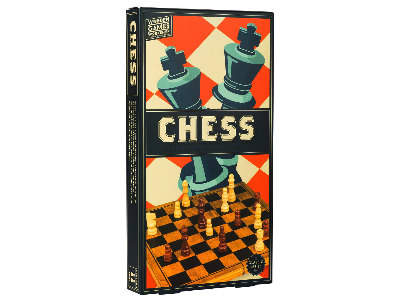 WOOD GAMES W/SHOP CHESS