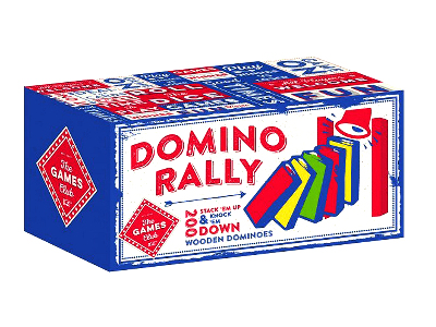 GAMES CLUB DOMINO RALLY