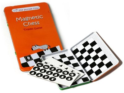 CHESS, Magnetic Travel Tin