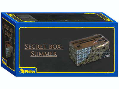 SECRET BOX SUMMER (Philos)