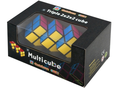 MAGIC CUBE TRIPLE 2x2x2