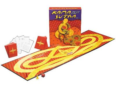 KAMA SUTRA BOARD GAME
