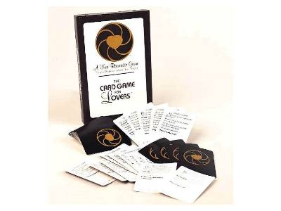 THE CARD GAME FOR LOVERS