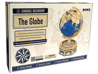 MECHANICAL GLOBE